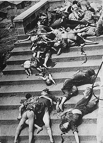 Casualties of the Jianchangkou Tunnel, 1941