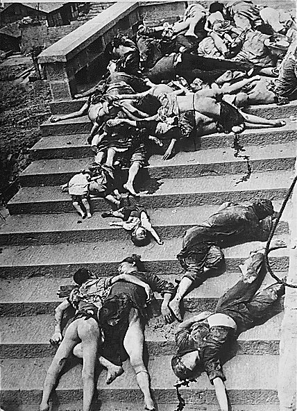 Casualties of the Jianchangkou Tunnel, 1941