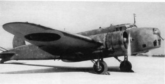 "Japanese Fiat BR.20 ""Ruth"""
