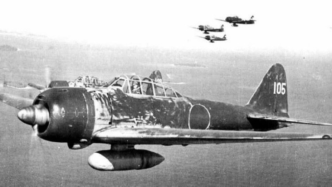 A6M Type 0
