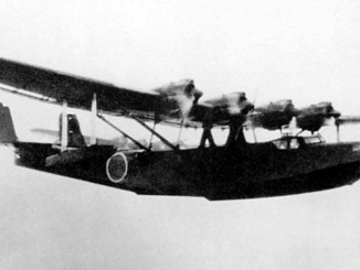 Kawanishi H6 K- Mavis Flying Boat 03