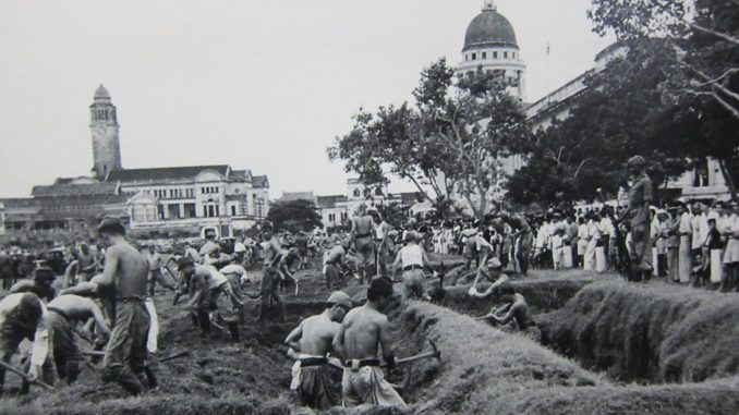 Fall of Singapore, 1942