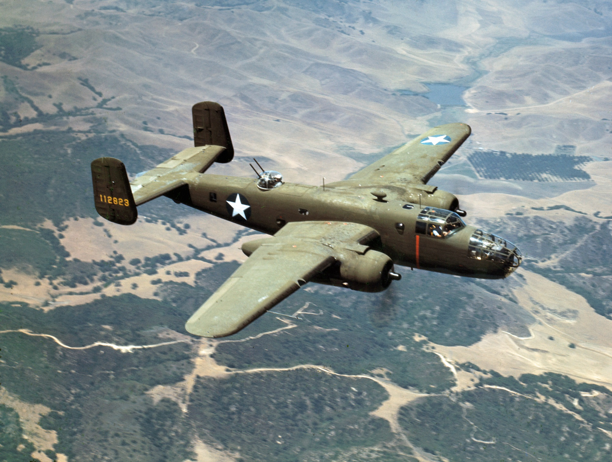 North American B-25 Mitchell - Pacific Eagles