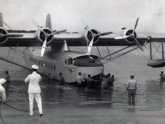 Sikorsky S-42 at Pearl Harbour