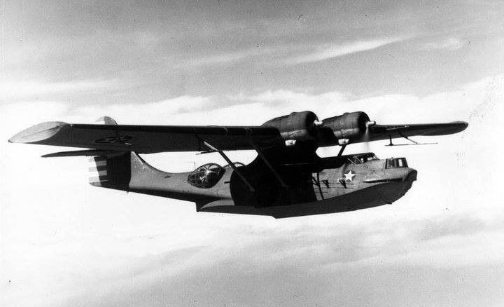 ASE-equipped PBY Catalina
